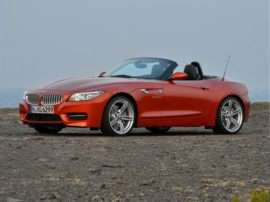 2014 BMW Z4 sDrive28i 2dr Rear-wheel Drive Roadster