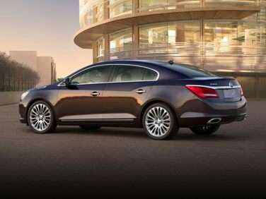 Refreshed 2014 Buick LaCrosse Re-priced at $33,135