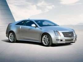 2014 Cadillac CTS Base 2dr Rear-wheel Drive Coupe