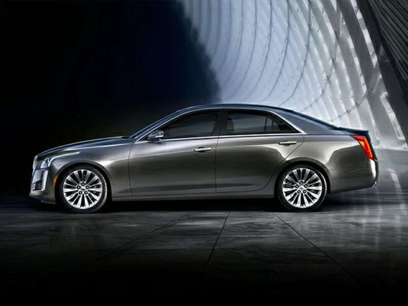 2014 Cadillac CTS Continues Car of the Year Trend