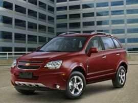 2014 Chevrolet Captiva Sport 1LS 4dr Front-wheel Drive