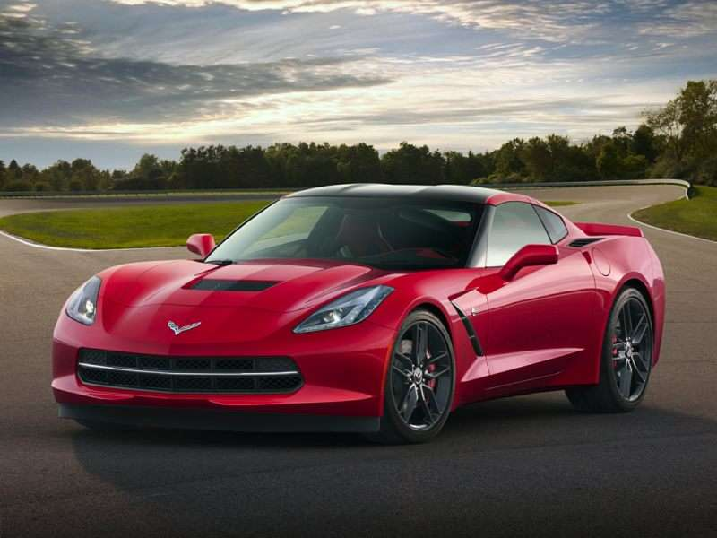 Detroit Free Press: 2014 Chevy Corvette Stingray Is Car of the Year