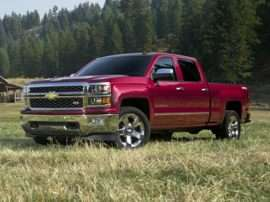 2014 Chevrolet Silverado 1500 Work Truck 1WT 4x2 Crew Cab 5.75 ft. box 143.5 in. WB