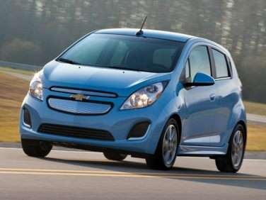2014 Chevy Spark EV Claims U.S. Efficiency Crown