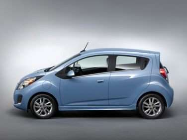 Chevrolet Product Parade Continues with Chevy Spark EV