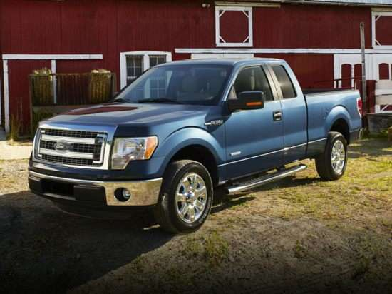 2014 Ford F-150 CNG Debuts At AltCar Expo