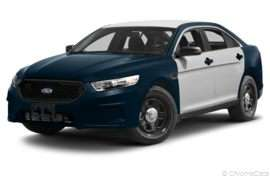 2014 Ford Sedan Police Interceptor Base Front-wheel Drive