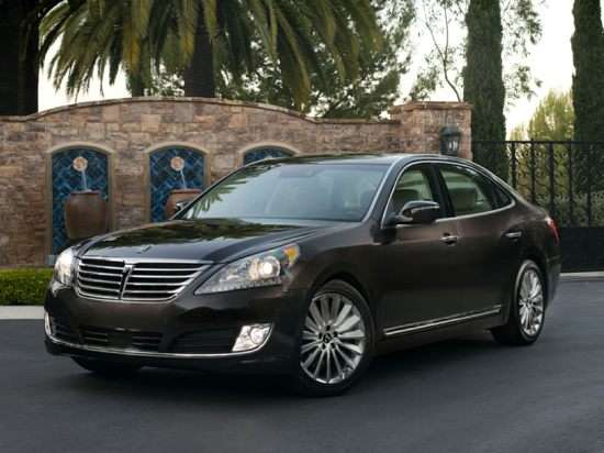 2014 Hyundai Equus Signature vs Ultimate Test Drive & Luxury Car Review