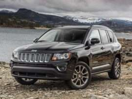 2014 Jeep Compass Sport 4dr Front-wheel Drive