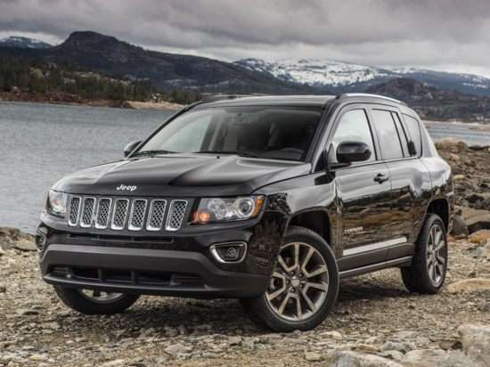 2014 Jeep Compass 4x4 Limited Test Drive & Compact Crossover SUV Video Review