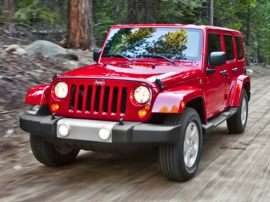 2014 Jeep Wrangler Unlimited Sport 4dr 4x4