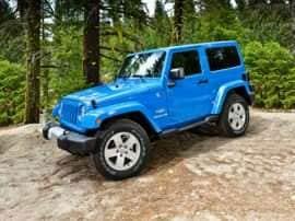 2014 Jeep Wrangler Sport 2dr 4x4