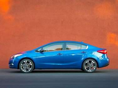2014 Kia Forte to Launch as America's Least-expensive Compact Sedan