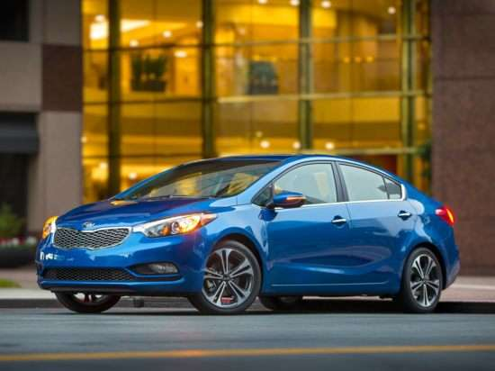 2014 Kia Forte EX Sedan Compact Sedan Video Review