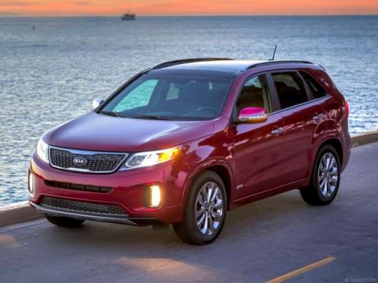 2014 Kia Sorento Video Review