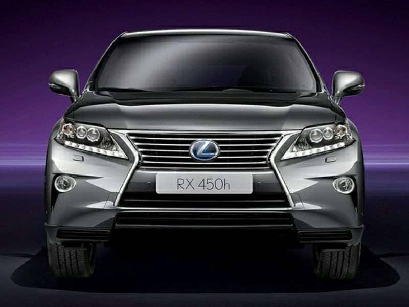 Lexus Prices The 2014 RX Lineup