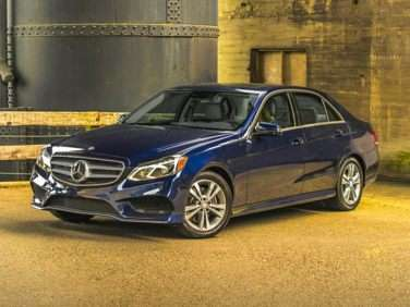 2014 Mercedes-Benz E-Class E400 Hybrid RWD Sedan