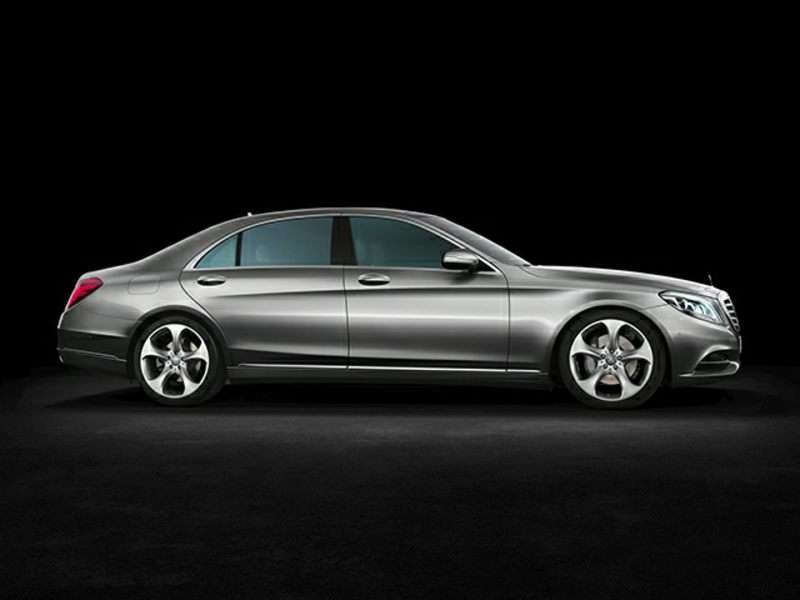 2014 Mercedes-Benz S-Class Arrives in Dealerships at $92,900
