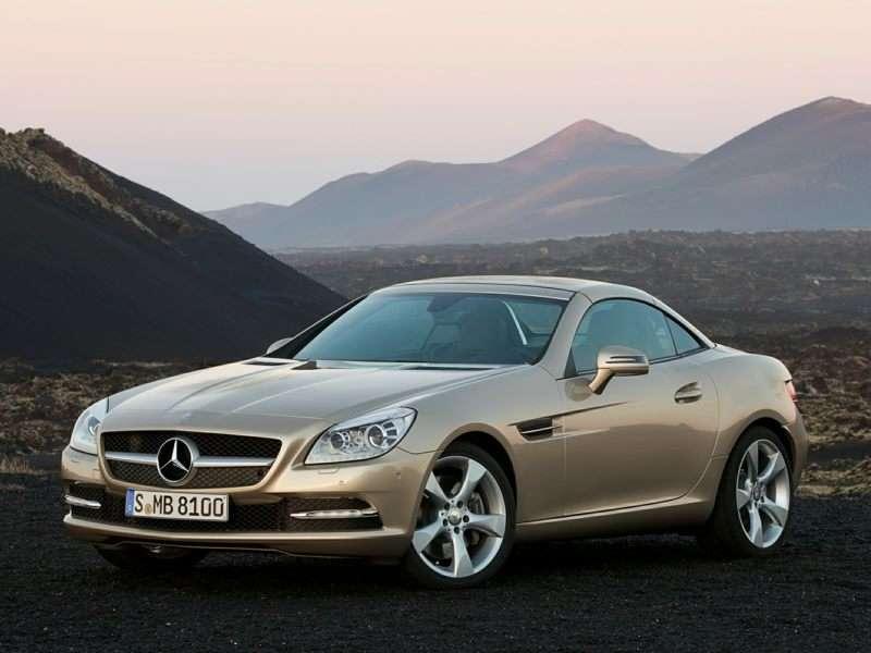 2014 Mercedes-Benz SLK-Class