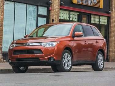 2014 Mitsubishi Outlander to Provide Peak Safety