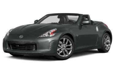 2014 Nissan 370Z Base (A7) Roadster