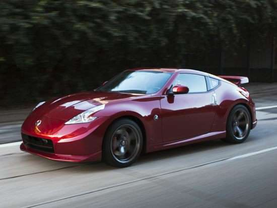 2014 Nissan 370Z NISMO (M6) Coupe