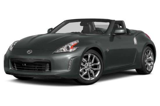2014 Nissan 370Z Touring (A7) Roadster