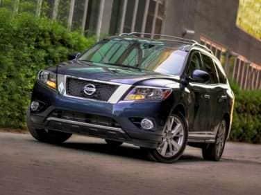 2014 Nissan Pathfinder Platinum 4x4