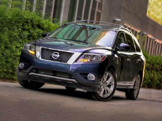 2014 Nissan Pathfinder Platinum FWD