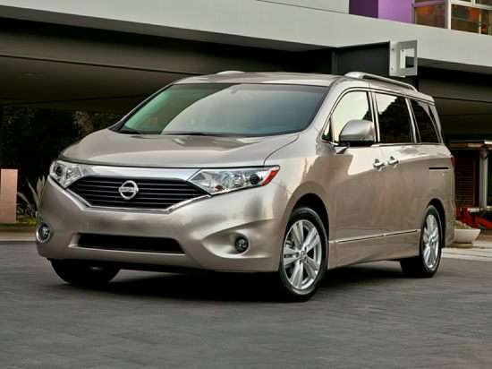 2014 Nissan Quest Test Drive & Minivan Video Review