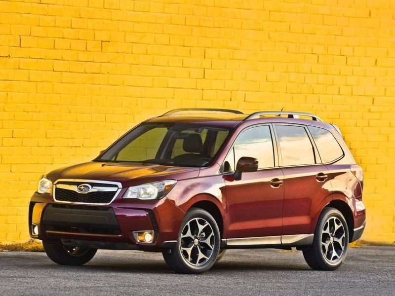 September Auto Sales: Subaru