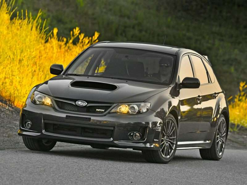 Subaru Announces Pricing For 2014 WRX and WRX STI
