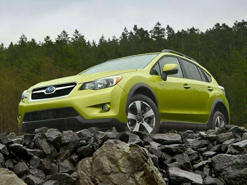 Subaru Announces Pricing For The 2014 XV Crosstrek Hybrid