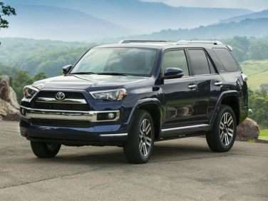 2014 Toyota 4Runner Limited 4x2