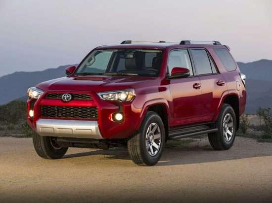 2014 Toyota 4Runner Trail Premium 4x4