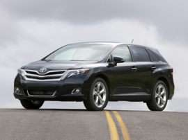2014 Toyota Venza LE 4dr Front-wheel Drive