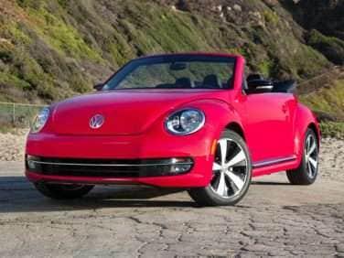 2014 Volkswagen Beetle 2.0L TDI (DSG) Convertible