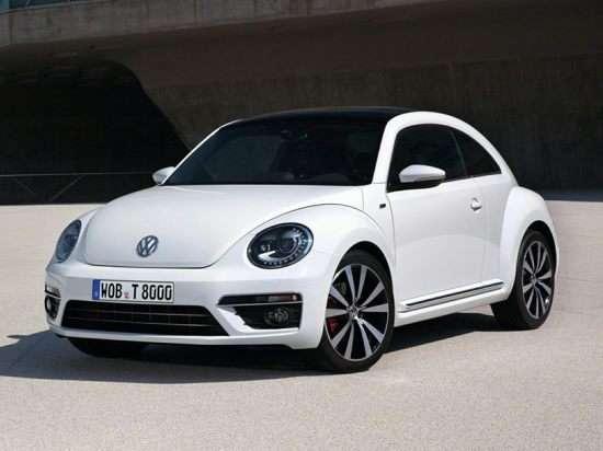2014 Volkswagen Beetle 2.0T R-Line w/PZEV (M6) Hatchback Original Model C
