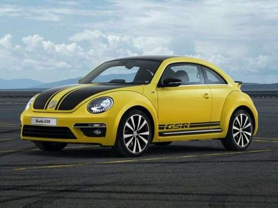 2014 Volkswagen Beetle 2.0T GSR w/PZEV (M6) Hatchback