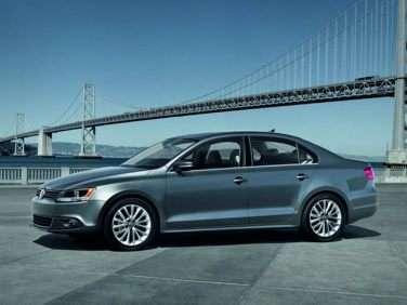 2014 Volkswagen Jetta 2.0L TDI Value Edition (DSG)