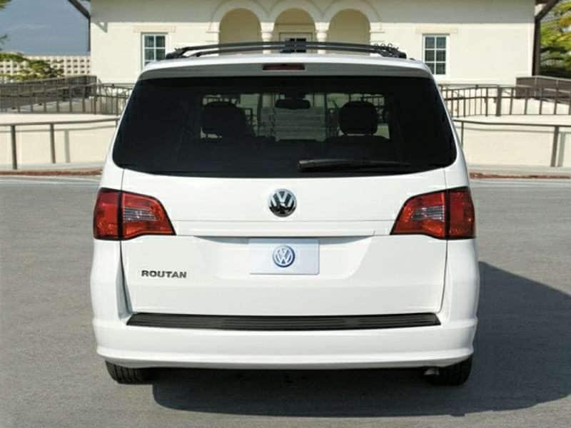 2015 Volkswagen Routan