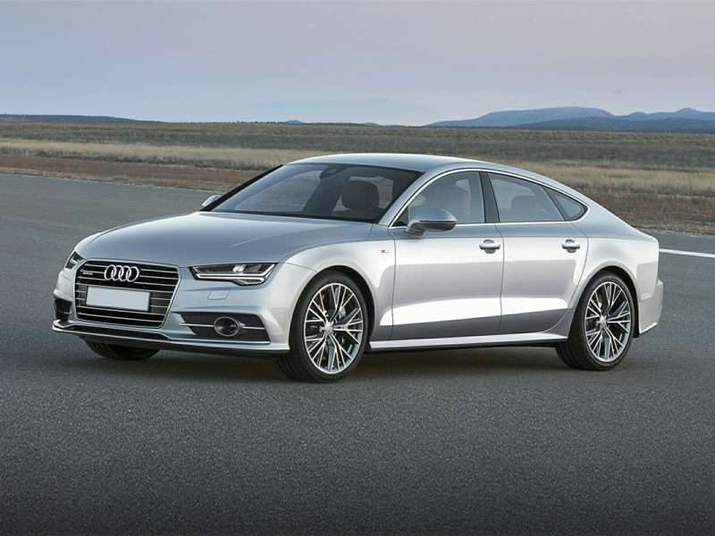 Research the 2015 Audi A7