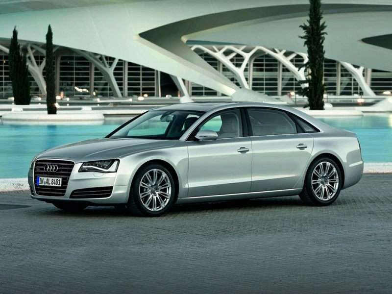 10 of the Best Luxury Sedans