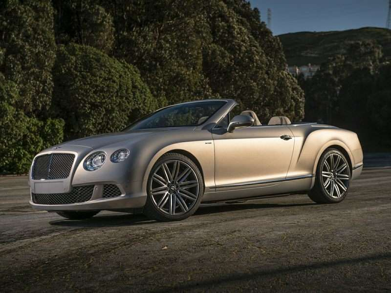 Research the 2015 Bentley Continental GT