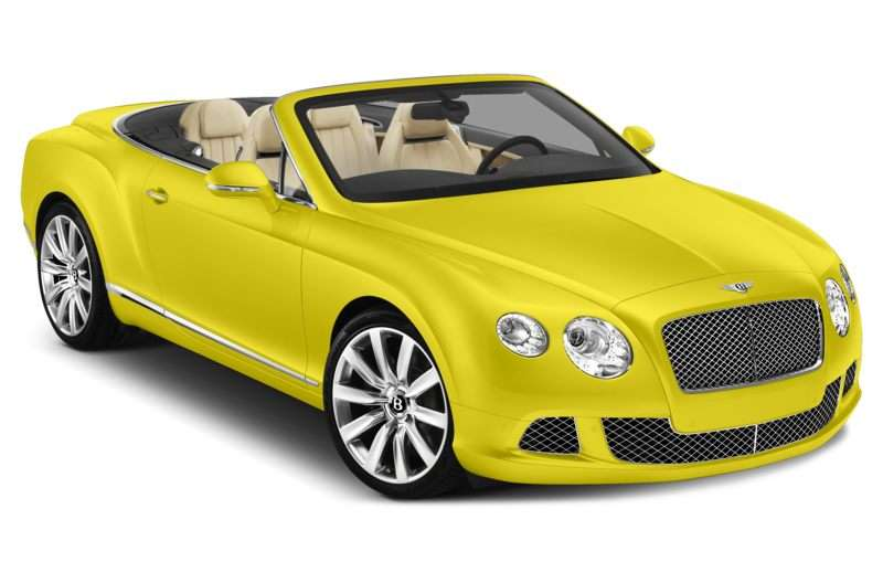 Research the 2015 Bentley Continental GTC