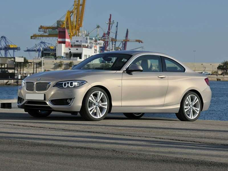 Research the 2016 BMW 228