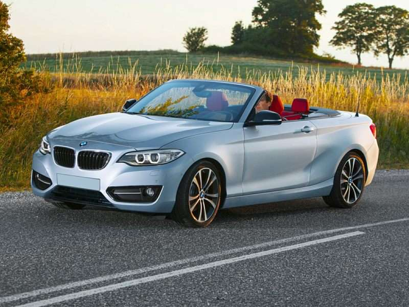 Research the 2015 BMW 228