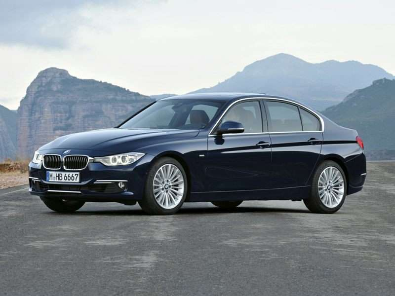 Research the 2015 BMW 320