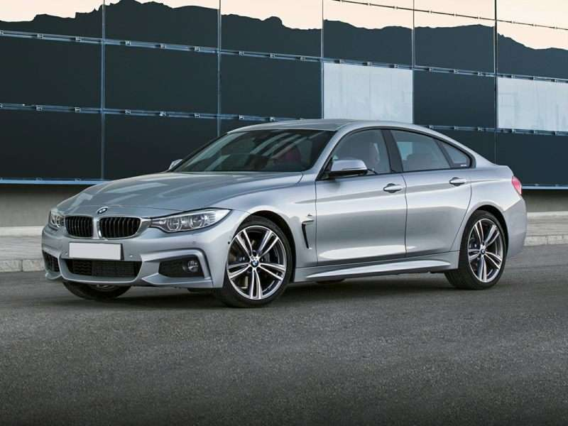 2015 BMW 428 Gran Coupe