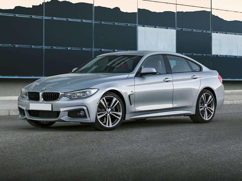 2015 BMW 435 Gran Coupe